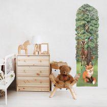 las--miarka.-naklejka-dla-dzieci.-dekoracje-pokoju (3)