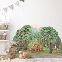 las--naklejka.-naklejka-dla-dzieci.-dekoracje-pokoju (3)