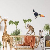 safari-zwierzeta-2--naklejka.-naklejka-dla-dzieci.-dekoracje-pokoju (1)