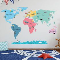 world-map-colorful--sticker.-childrens-wall-decals.-room-decorations (3)